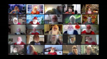 First Virtual Meeting group photo
